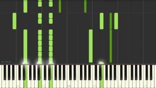 デュエット《離れずにそばにいて》/アニメ『ユーリ!!! On ICE』劇中曲(ピアノソロ譜) 参考MIDI音源