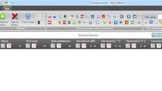 Key Collector в Яндекс Директ Google Adwords