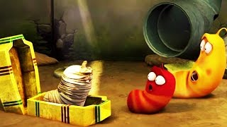 LARVA - MUMMY LARVA   Mothers Day Special   Cartoons For Children   라바   LARVA Official