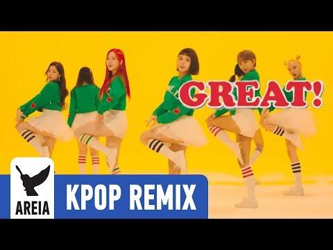 MOMOLAND (모모랜드) - BBoom BBoom (뿜뿜) | Areia Kpop Remix #305