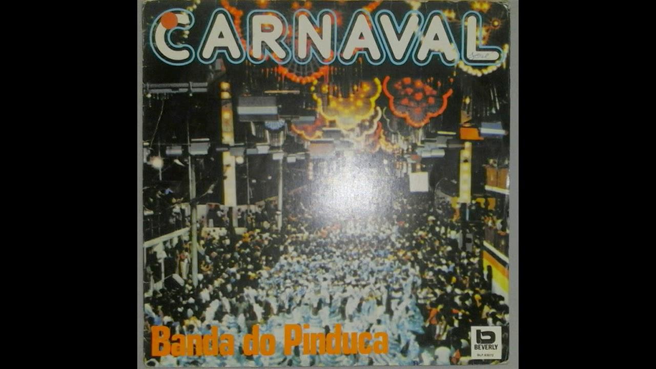 banda do pinduca carnaval