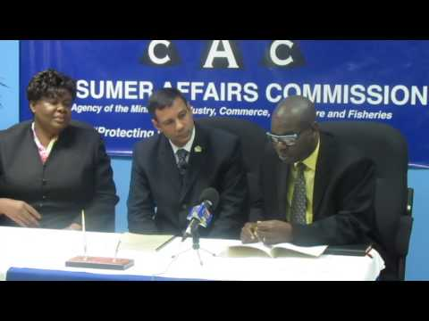 OUR & CAC sign MOU on collaboration for consumer protection