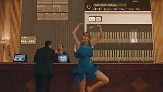 Taylor Swift - Delicate (Remake + MIDI)