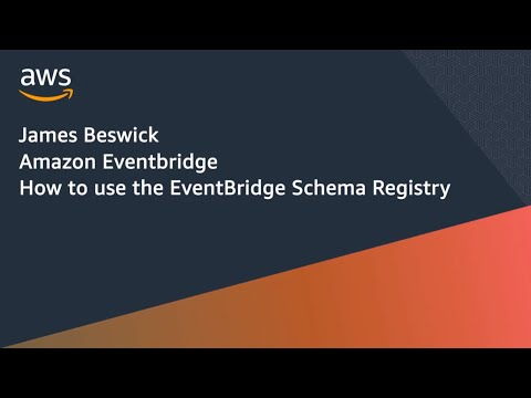 How to Use Amazon EventBridge Schema Registry