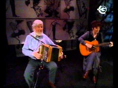 Joe Burke (Button Accordion) with Anne Conroy Burke (Guitar)