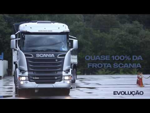 Scania e Transportes Cavalinho: parceria de uma vida