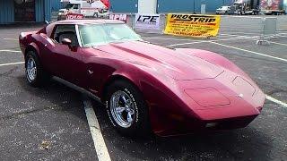 1977 Corvette Custom ScottieDTV Kavalcade Of Kool 2015