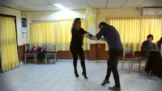 Juan Luis Guerra Muchachita Linda - Gise y Seba  Sj5000 HD
