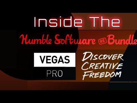 Vegas Pro Humble Bundle... Worth It?
