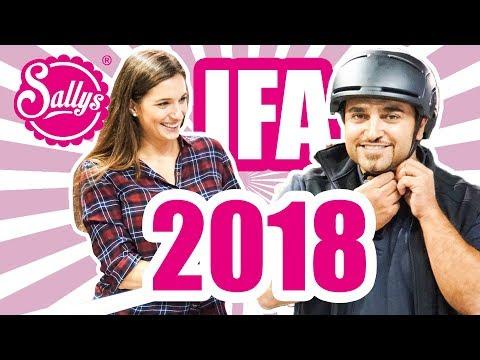 Unglaubliche Neuheiten von der IFA 2018 // Sally on Tour