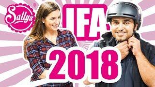Unglaubliche Neuheiten von der IFA 2018 // Sally on Tour / Sallys Welt