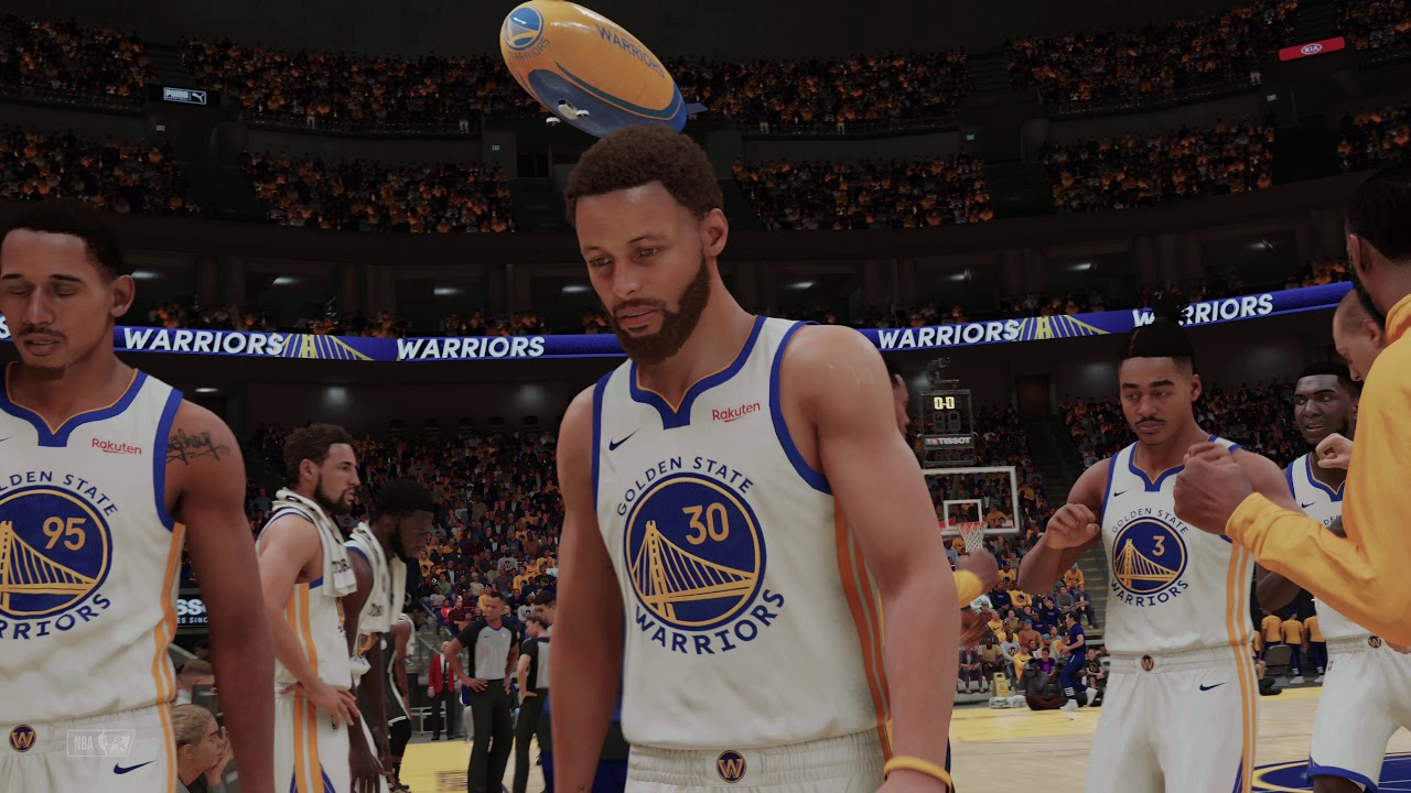 Download NBA 2k21 (PS5) - Golden State Warriors vs Brooklyn Nets Gameplay   Full Match (4k 60fps)