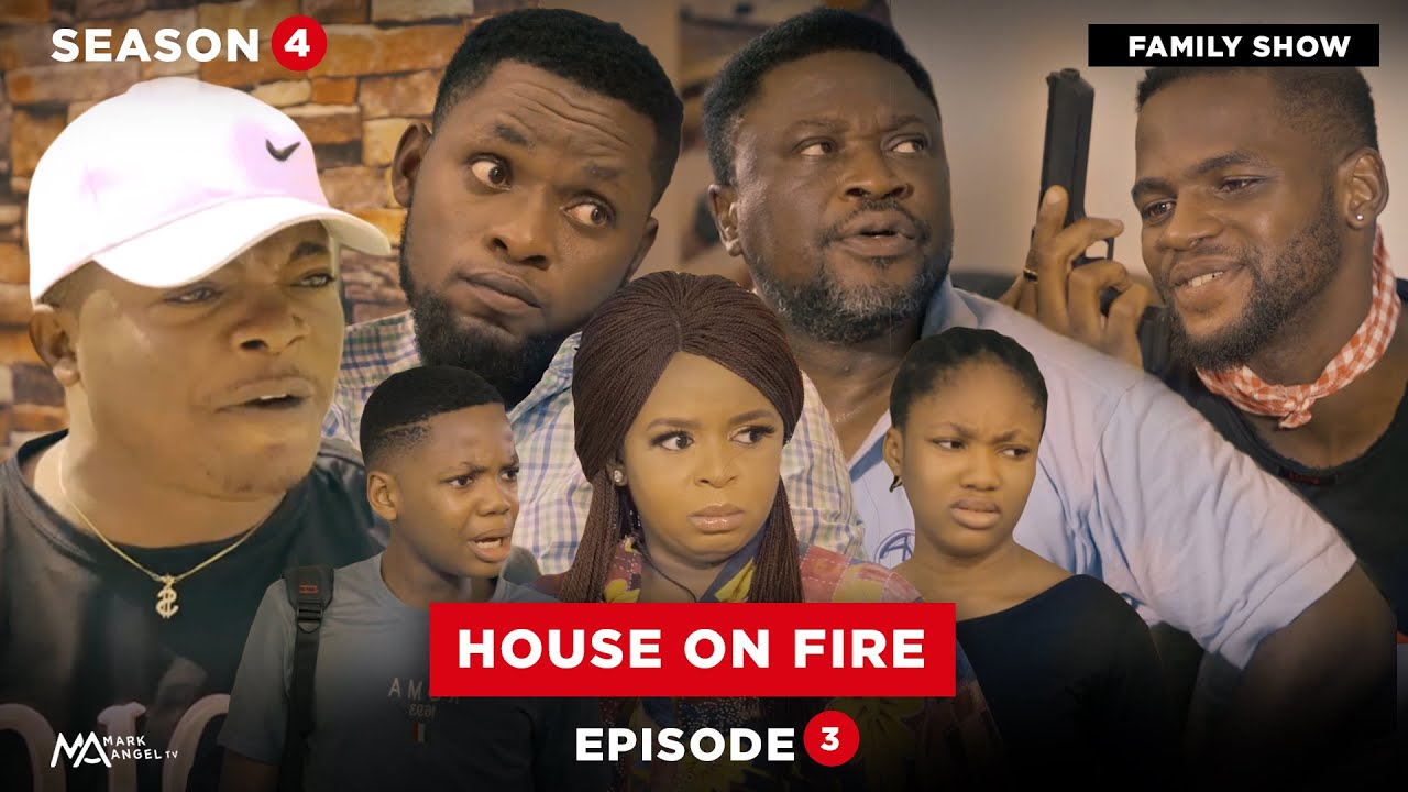 Download HOUSE ON FIRE - Episode 3 | Family Show (Mark Angel TV)