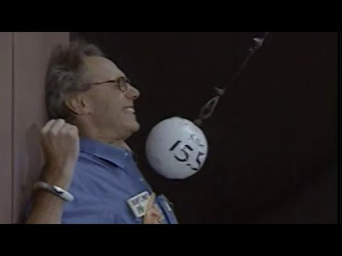 Lec 11: Work, Energy, and Universal Gravitation | 8.01 Classical Mechanics, Fall 1999 (Walter Lewin)
