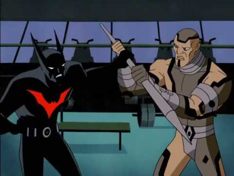 Batman Beyond and The Stalker form an alliance