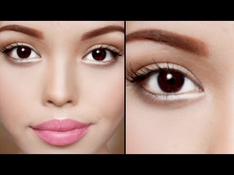 Easy Eyes n' Face Makeup Tutorial | ft. Vanity Planet Makeup Brushes from YouTube · Duration:  9 minutes 37 seconds