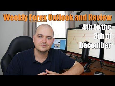 Weekly Forex Review - 4th to the 8th of December