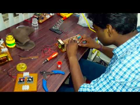 Electrical & Electronics Engineering - SOA