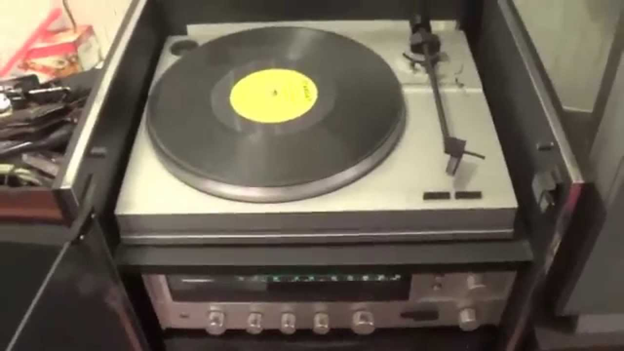 how to change turntable belt