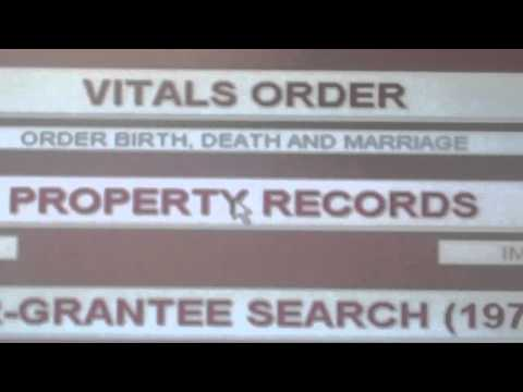 Orange County Recorders Office - Fullerton, CA