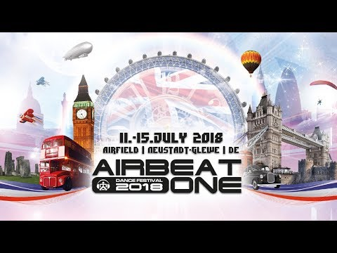 ★ AIRBEAT ONE 2018 Lineup Set - WARMUP MIX - Electro House Festival Summer 2018 ★