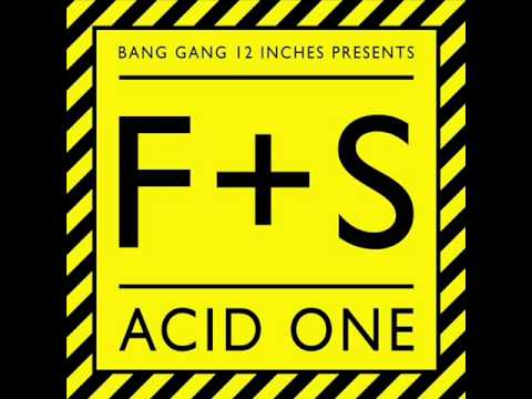 Franz and Shape - Acid One (dj pierres afro acid remix)