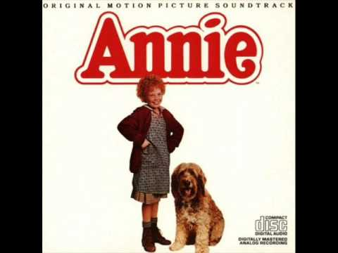 (Annie Soundtrack) You're Never Fully Dressed Without A Smile