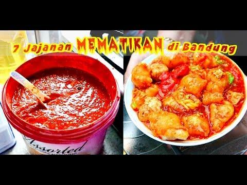 """7 Jajanan """"MEMATIKAN"""" Di Bandung !!! (WAJIB)"""