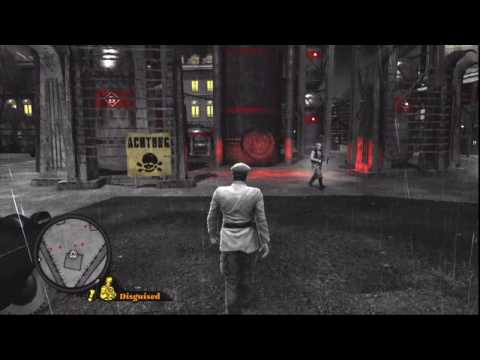 The Saboteur Gameplay Xbox 360!! Nice one...