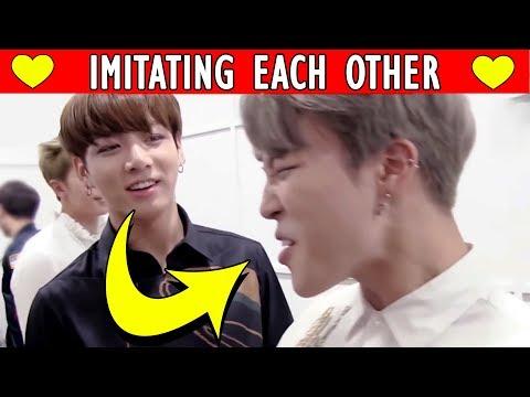 BTS Imitating Each Other | Bangtan Boys