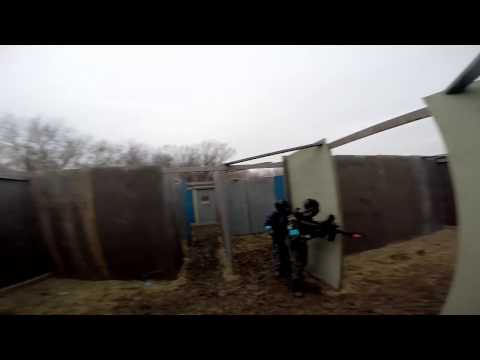 Bunkering Down | Black Ops Airsoft Gameplay