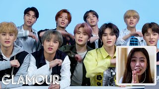 NCT 127 Watch Fan Covers on YouTube | Glamour