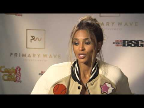 R&B Singer Ciara hosts pre-Grammy, Candy Crush Jelly Saga Party - Unravel Travel TV