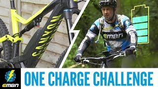 How Far Can You Go On One Battery?   EMBN One Charge Challenge