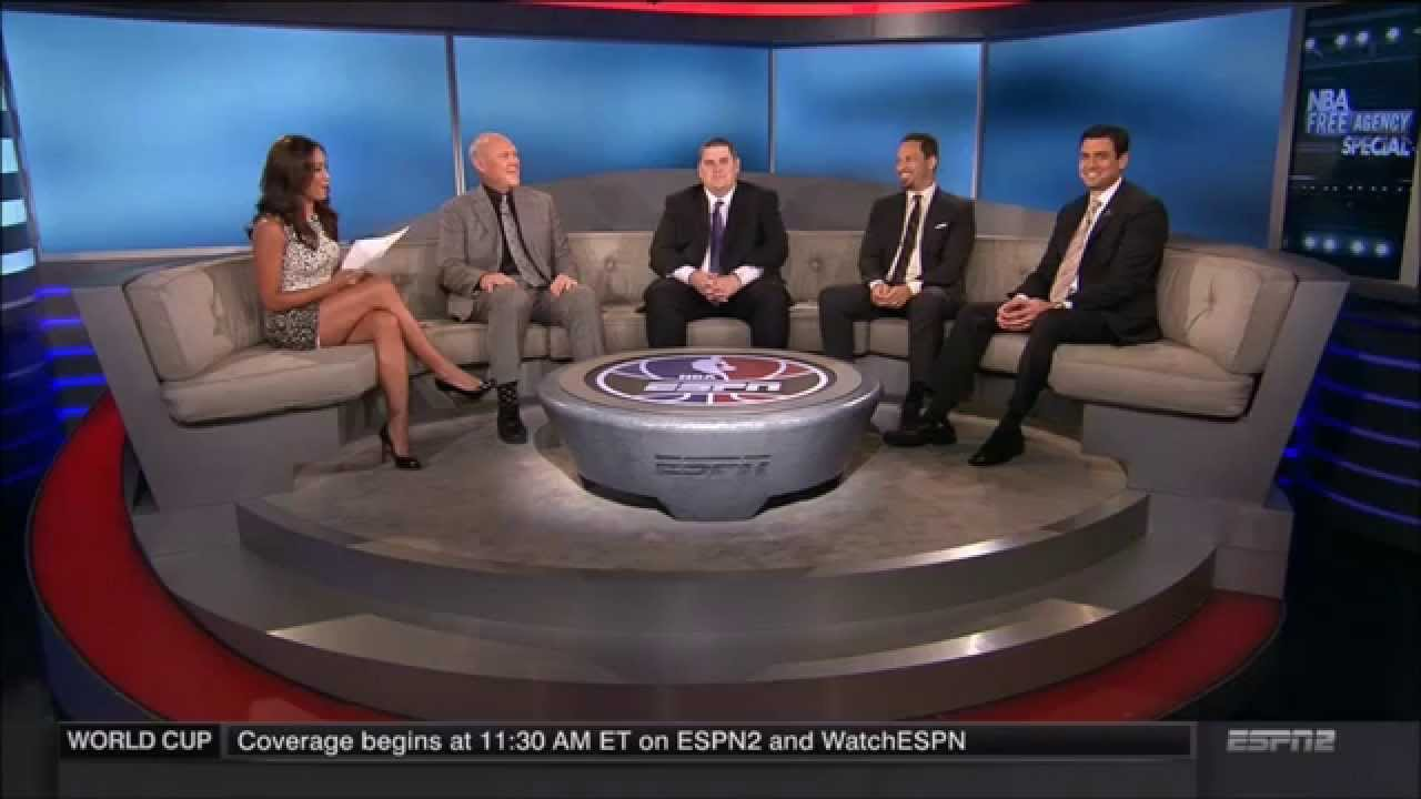 Omg Cassidy Hubbarth Espn Youtube