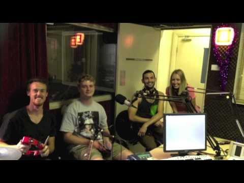 Live radio set on RHEMA FM Newcastle | Stevie Lujan