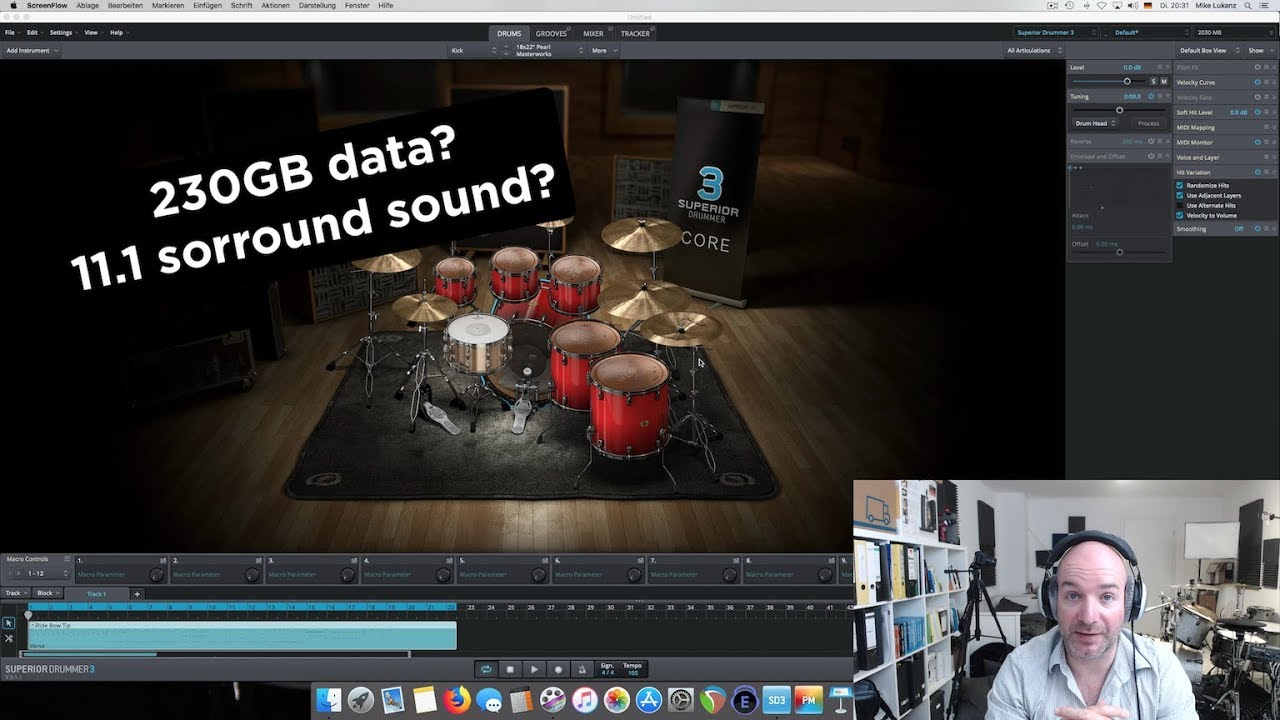 Why you should download all 230GB of Superior Drummer 3