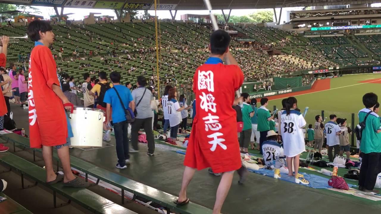 2016/7/28 西武対日本ハム 日本...