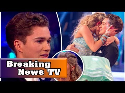 Strictly come dancing 2017: mollie king and aj get emotional about relationship after axe| Breaking