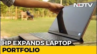 HP Laptops Walk the Ramp