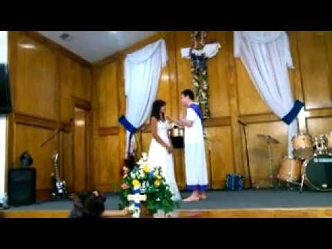 Wedding Day by Casting Crowns performed by youth