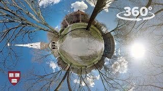 Harvard students say farewell: Sreeja Kalapurakkel | 360° VR video
