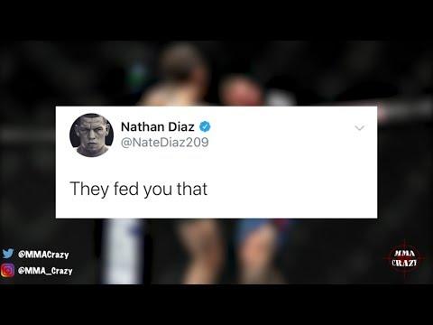 MMA Pros React
