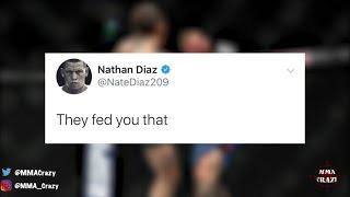 MMA Pros React to Conor McGregor 40 sec...