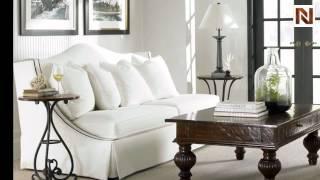 Bernhardt Somerset Hill Round Side Table 324-112 Clove