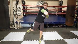 3 простых упражнения для координации боксера