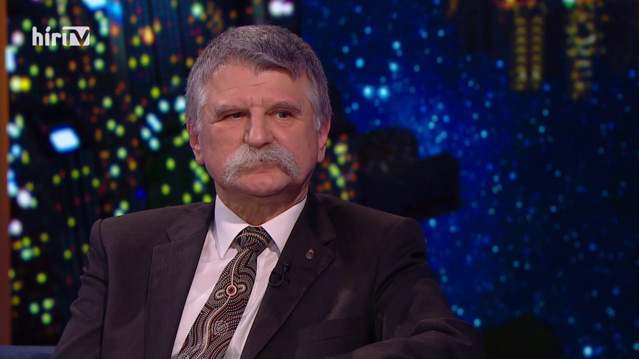 Bayer show Kövér Lászlóval