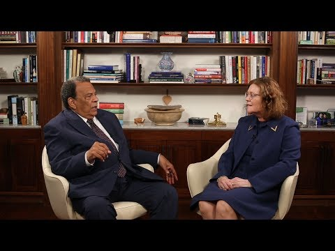 Conversations with Claire: Ambassador Andrew Young