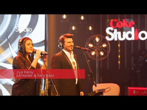 BTS, Ali Haider & Sara Raza, Jiya Karay, Coke Studio, Season 8, Episode 6