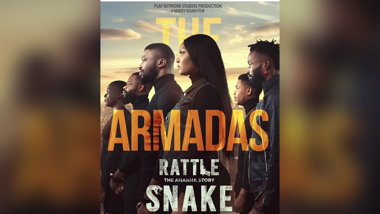 Download THE MOVIE |ARMADAS(RATTLESNAKE THE AHANNA STORY)